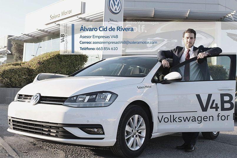 Volkswagen for business