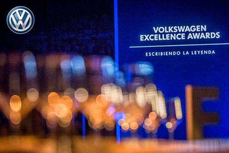 Solera Motor Volkswagen ha sido galardonado como Volkswagen Excellence Awards 2018