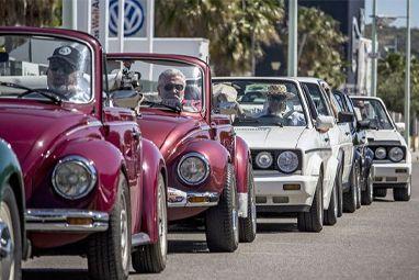 II Concentración Volkswagen Classic de Solera Motor