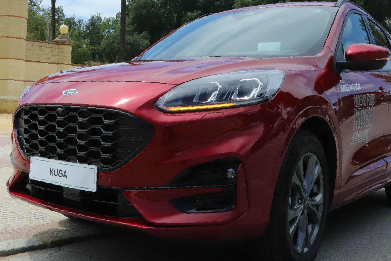 La nueva generación del Ford Kuga ha llegado a Jerez Motor