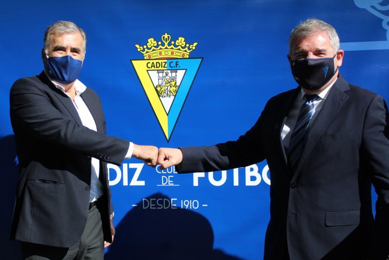 Grupo Solera renueva un acuerdo de Primera con el Cádiz CF