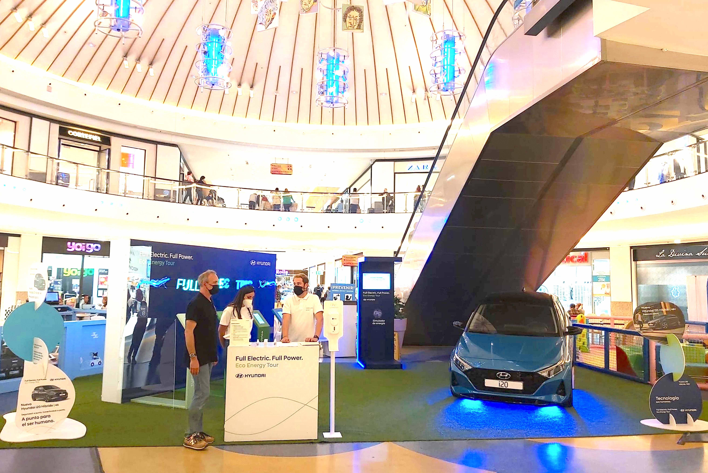 "Guadalete Motor presenta ""Eco Energy Tour"" de Hyundai"