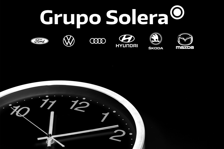 Grupo Solera adopta nuevos horarios ante las nuevas medidas Covid-19