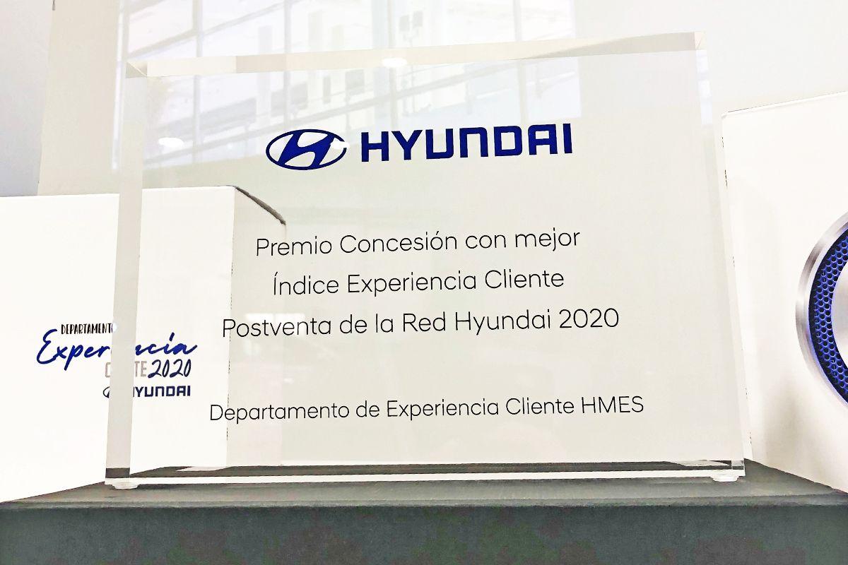Guadalete Motor ganador del Premio Mejor Índice Experiencia de Cliente Posventa 2020